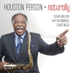 Houston Person - Naturally CD