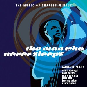 The Man Who Never Sleeps CD