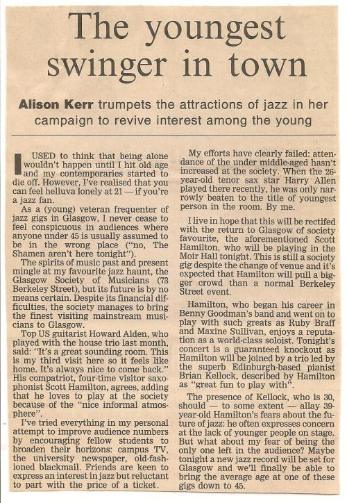 From The Herald, April 6, 1993