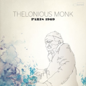 Thelonious Monk Paris 1969