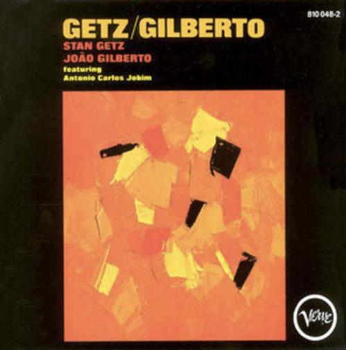Getz:Gilberto cover