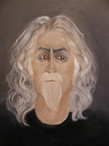 Carol painting - Billy C