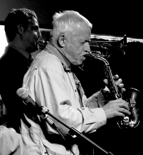 Jim Galloway (& Duke Heitger), Norwich Jazz Party, 2011