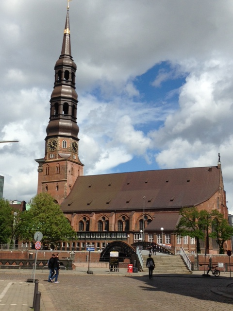 St Catherine's Church, Hamburg