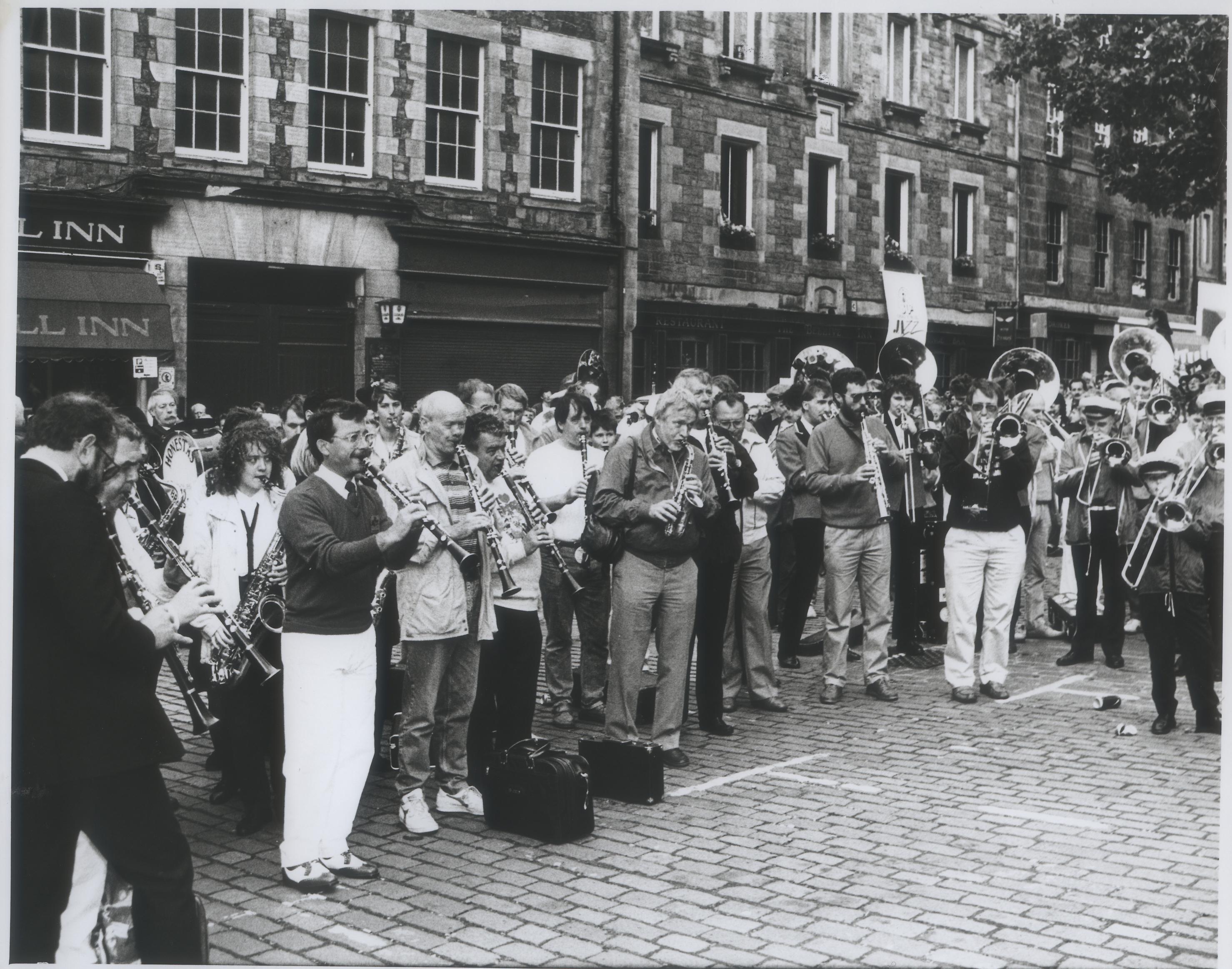 Edinburgh Jazz Festival archive - Recordbreaker photo