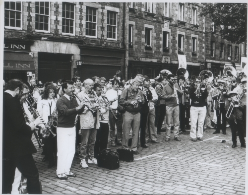 Edinburgh Jazz Festival archive - Recordbreaker photo