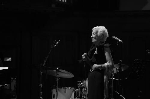 Fionna Duncan Still Stompin Alison Kerrs Jazz Blog